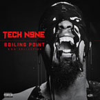 Tech N9ne - Boiling Point EP Cover