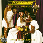 Termanology - Hood Politics 7 Cover