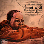 Curtessy & The Militia - Look What the Streets Made EP Artwork