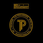 The Procussions - The Procussions EP Artwork