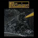 The Procussions - The Procussions LP Artwork