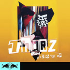 Thurz - The Designer EP Cover