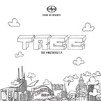 Tree - THE @MCTREEG EP Cover