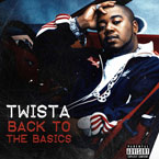 Twista - Back to the Basics EP Cover