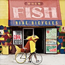 The Cool Kids - When Fish Ride Bicycles Artwork