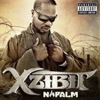 Xzibit - Napalm Cover