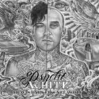 Yelawolf x Travis Barker - Psycho White EP Cover