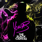 Yonas - The Black Canvas Cover
