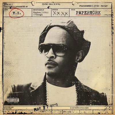 T.I. - Paperwork: The Motion Picture Cover