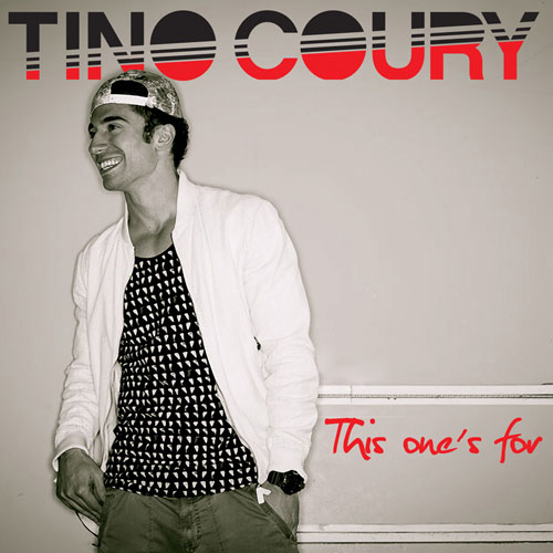Tino Coury - This One's For Album Cover