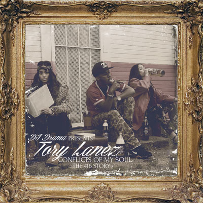 Tory Lanez - Conflicts of My Soul: The 416 Story Cover