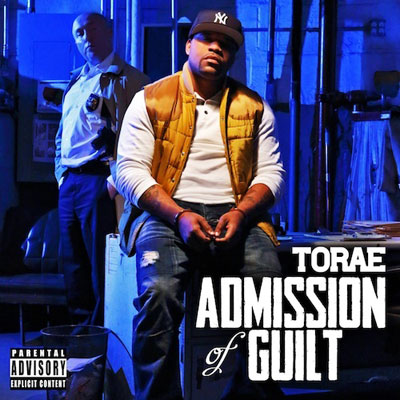 Torae - Admission of Guilt Cover