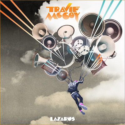 Travie McCoy - Lazarus Cover
