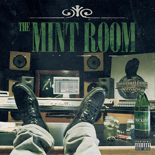Treacherous Records - The Mint Room Album Cover