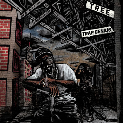 MC TREE - TrapGenius Album Cover