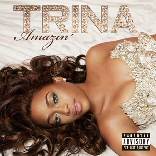 Trina - Amazin' Cover
