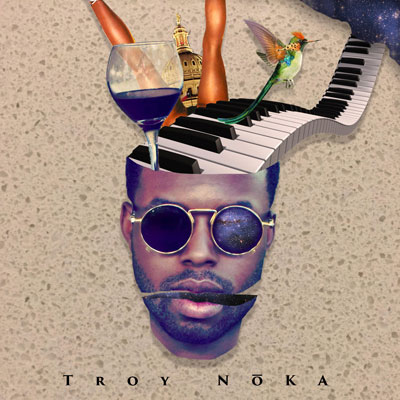 TROY NoKA - Hustle My Religion Album Cover