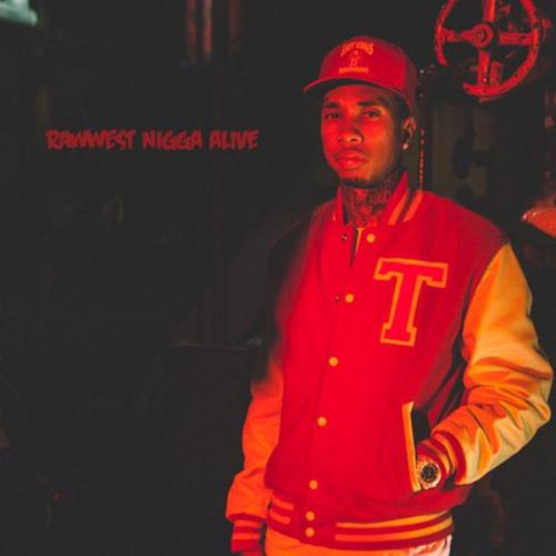 Tyga - Rawwest Nigga Alive Album Cover
