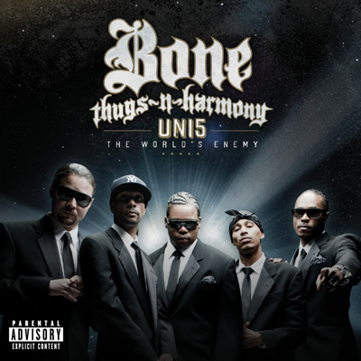Bone Thugs-N-Harmony - Uni-5: The World&#8217;s Enemy Cover