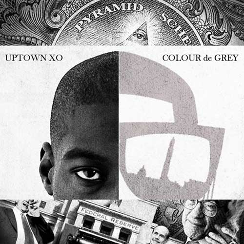Uptown XO - Colour De Grey Cover