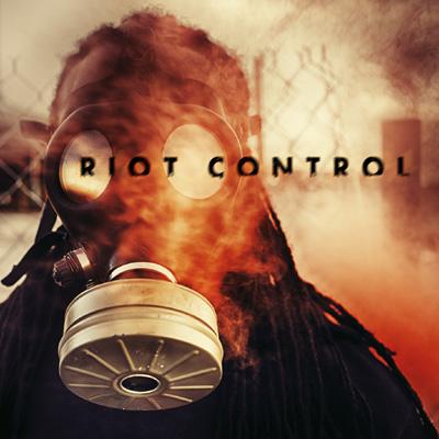Uzi - Riot Control Album Cover