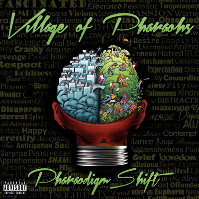 Village of Pharaohs - Pharaodigm Shift Album Cover