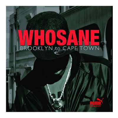 Whosane - Brooklyn to Cape Town Album Cover