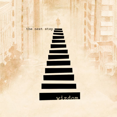 Wizdom - The Next Step Album Cover