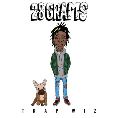 Wiz Khalifa - 28 Grams Cover