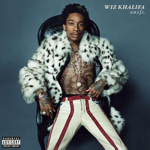 Wiz Khalifa - O.N.I.F.C Cover