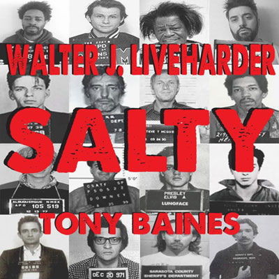 Walter J. Liveharder - Salty Cover