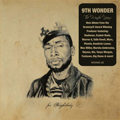 9th Wonder - The Wonder Years Cover