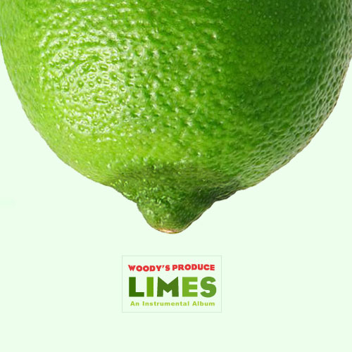 Woody - LIMES (Instrumentals) Album Cover
