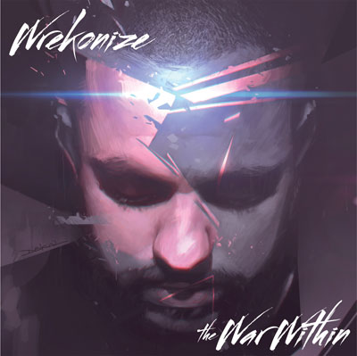 Wrekonize - The War Within Cover