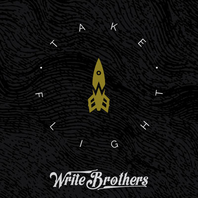 Write Brothers - Take Flight Album Cover