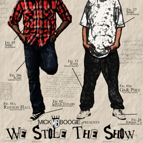 Mick Boogie Presents - We Stole The Show Cover