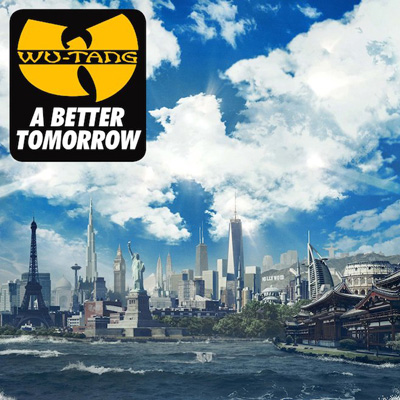 Wu-Tang Clan - A Better Tomorrow Album Cover