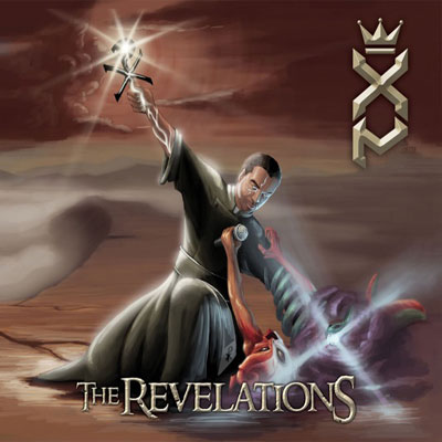 Xperience & MTK - The Revelations EP Album Cover