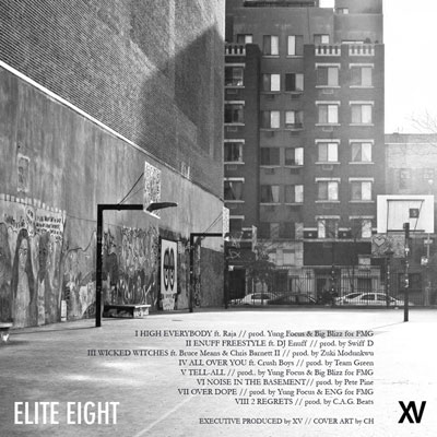 XV - Elite Eight EP Album Cover