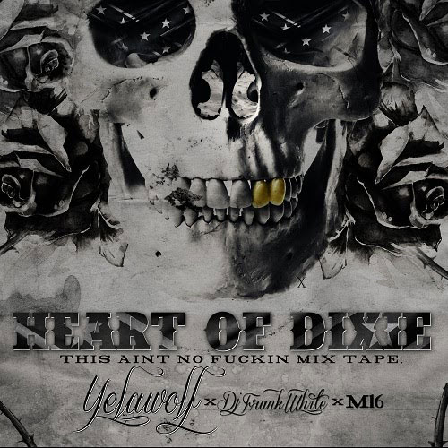 Yelawolf - Heart of Dixie Cover