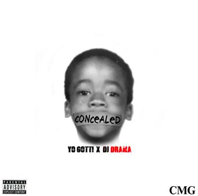 Yo Gotti x DJ Drama - Concealed Album Cover