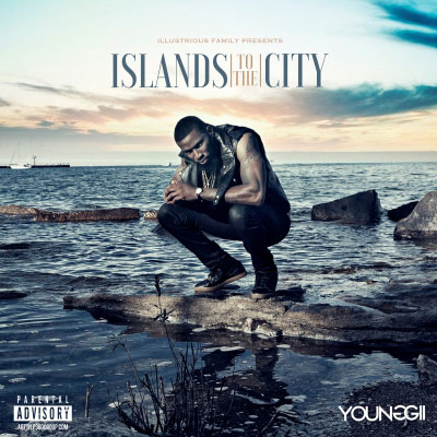 Young Gii - Islands To The City Cover