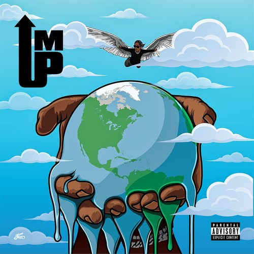 Young Thug - I'm Up Album Cover