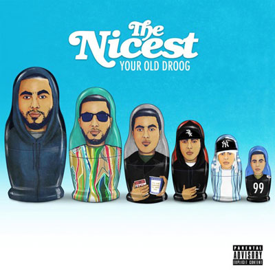 Your Old Droog - The Nicest EP Album Cover