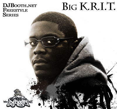 Big K.R.I.T. - Remember the Titans Artwork