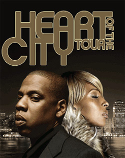 Jay-Z & Mary J. Blige