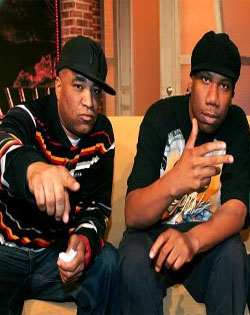 KRS-One & Marly Marl