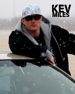 Kev Miles