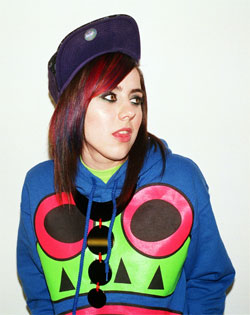 Lady Sovereign couple