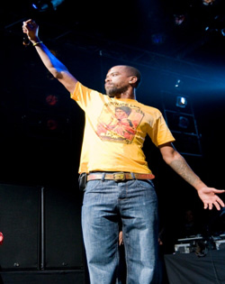 Stic.Man (of Dead Prez)